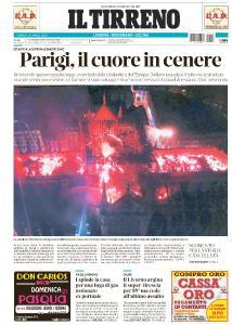 Il Tirreno Livorno - 16 Aprile 2019