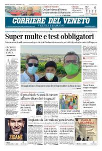 Corriere del Veneto Vicenza e Bassano – 07 luglio 2020