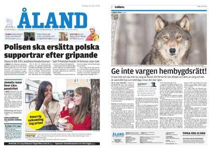 Ålandstidningen – 26 juni 2018