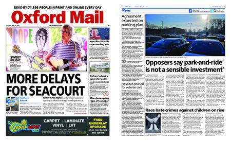 Oxford Mail – May 30, 2019