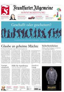 Frankfurter Allgemeine Sonntags Zeitung - 6 September 2020