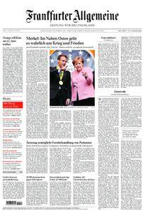 Frankfurter Allgemeine Zeitung F.A.Z. - 11. Mai 2018