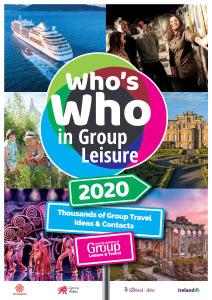 Group Leisure & Travel - Who's Who in Group Leisure 2020