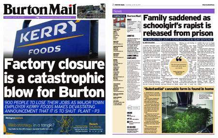 Burton Mail – June 25, 2019
