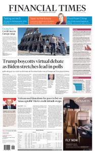 Financial Times USA - October 9, 2020