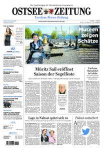 Ostsee Zeitung Wolgast - 11. Mai 2018