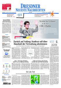 Dresdner Neueste Nachrichten - 08. Dezember 2018