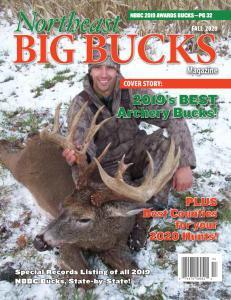 Northeast Big Bucks - Fall 2020