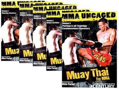 Muay Thai for MMA with Mike Parker (5 DVD Set)
