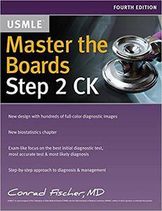 Master the Boards USMLE Step 2 Ck (4th edition)
