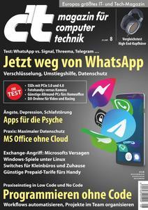 c't Magazin für Computertechnik - 27 März 2021