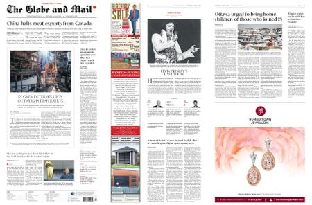 The Globe and Mail – June 26, 2019