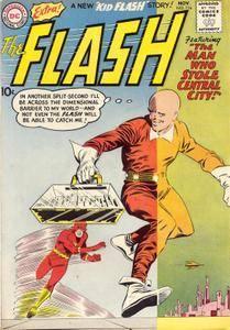 The Flash v1 116 1960