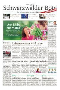 Schwarzwälder Bote Blumberg - 12. Mai 2018
