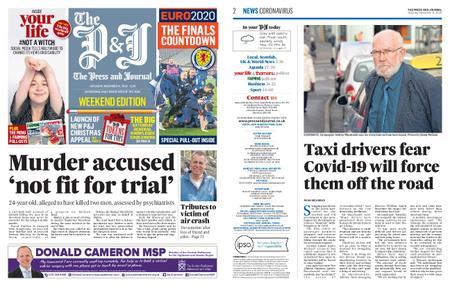 The Press and Journal Moray – November 14, 2020