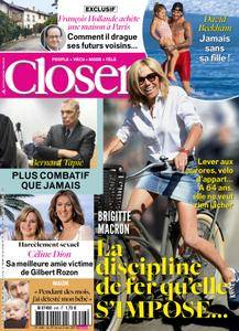 Closer France - 27 octobre 2017