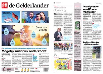 De Gelderlander - Rijk van Nijmegen – 23 juli 2019