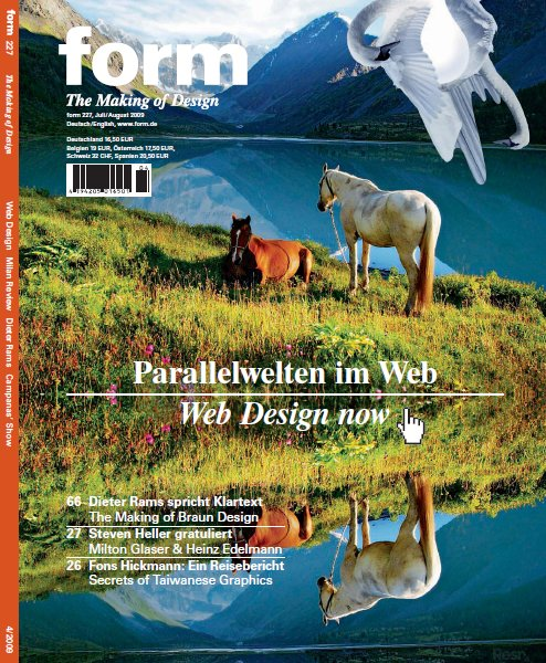 form the making of design issue 227