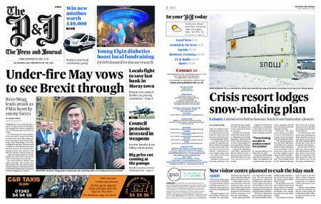 The Press and Journal Moray – November 16, 2018