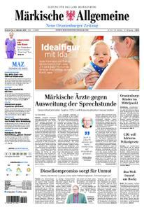 Neue Oranienburger Zeitung - 04. Oktober 2018