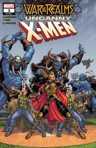 War of the Realms-Uncanny X-Men 03 of 03 2019 Digital Zone