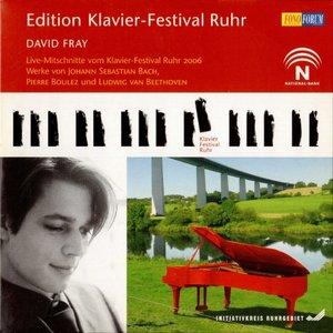 David Fray plays Schubert and Liszt