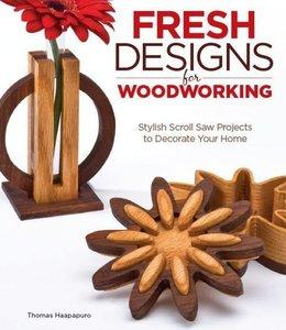 Fresh Designs for Woodworking: Stylish Scroll Saw Projects to Decorate Your Home (repost)