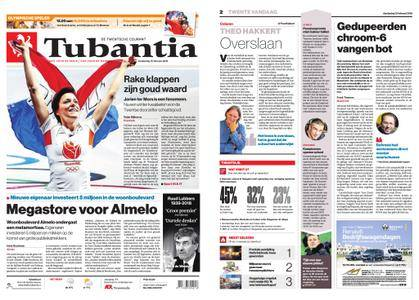 Tubantia - Enschede – 15 februari 2018