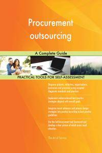 Procurement outsourcing A Complete Guide