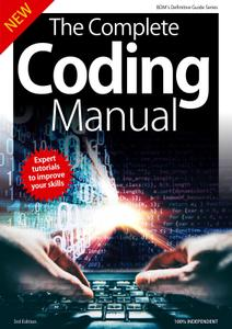The Complete Coding Manual – October 2019