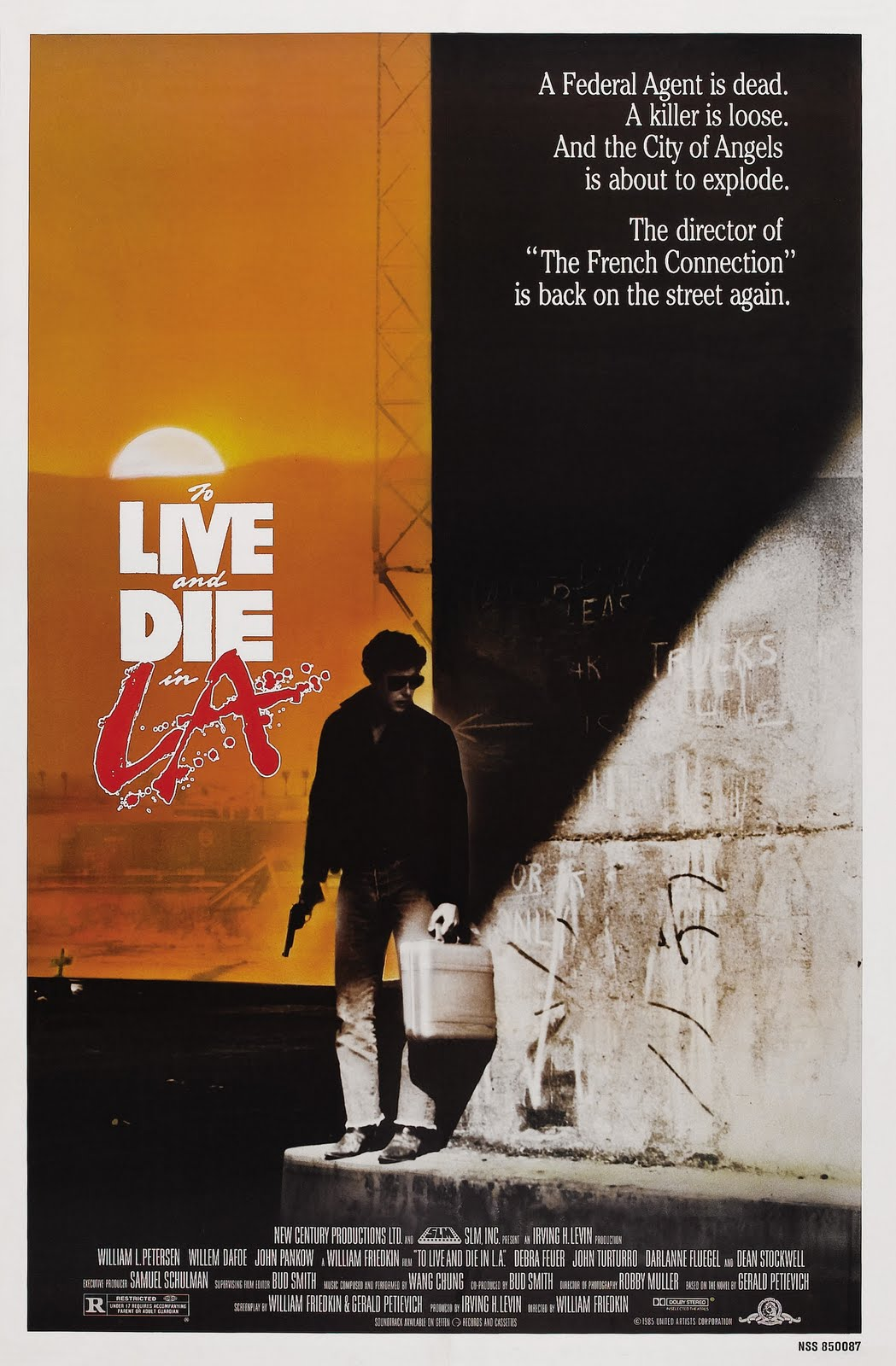 To Live and Die in L.A. (1985) Repost
