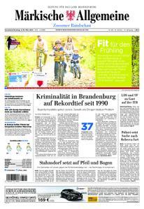 Märkische Allgemeine Zossener Rundschau - 09. März 2019