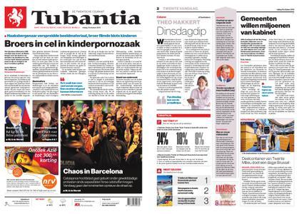 Tubantia - Enschede – 18 oktober 2019