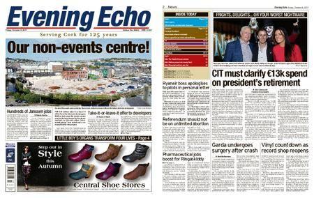 Evening Echo – October 06, 2017