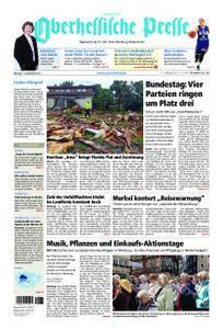 Oberhessische Presse Hinterland - 11. September 2017