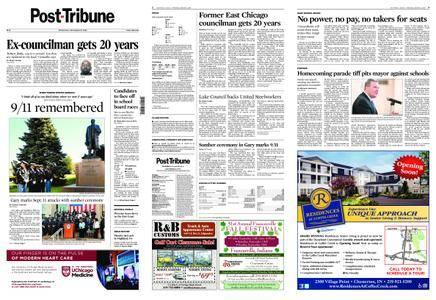 Post-Tribune – September 12, 2018