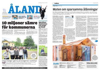 Ålandstidningen – 29 juni 2019
