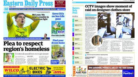 Eastern Daily Press – February 21, 2020
