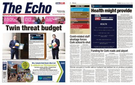 Evening Echo – October 14, 2020