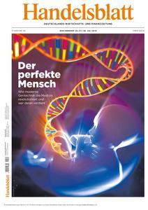 Handelsblatt - 26. Juli 2019