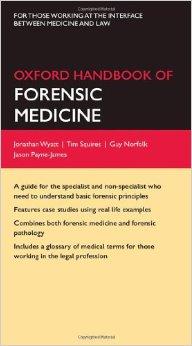 Oxford Handbook of Forensic Medicine (Repost)