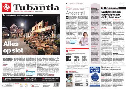 Tubantia - Enschede – 16 maart 2020
