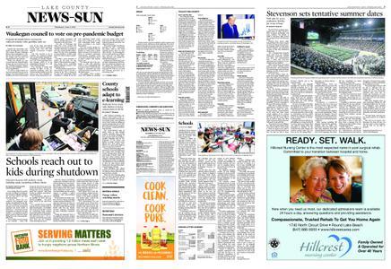 Lake County News-Sun – April 08, 2020