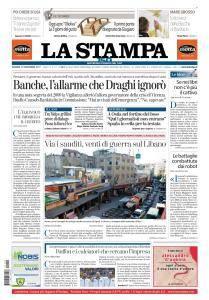 La Stampa Imperia e Sanremo - 10 Novembre 2017