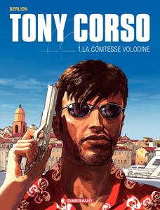 Tony Corso - Tome 1 - La Comtesse Volodine