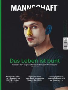 Mannschaft Magazin - Januar 2019