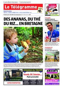 Le Télégramme Landerneau - Lesneven – 01 juillet 2019