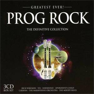 VA - Greatest Ever! Prog Rock: The Definitive Collection (2012)