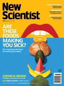 New Scientist - September 15, 2018