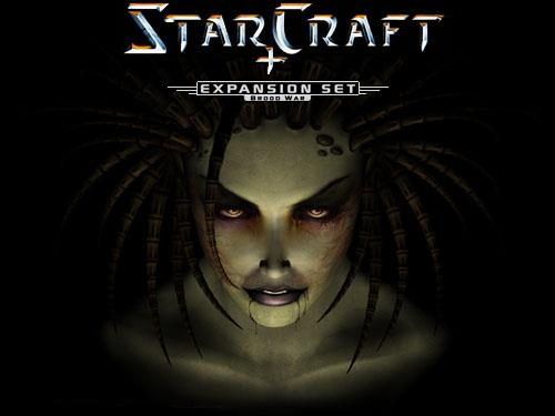 Star Craft + Broodwar addon